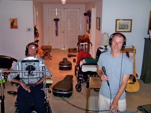 Wheelchairs and Guitars