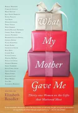 "Cover of ""What My Mother Gave Me"""